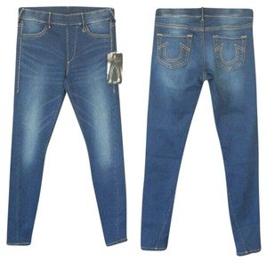 True Religion Skinny Jeans-Light Wash
