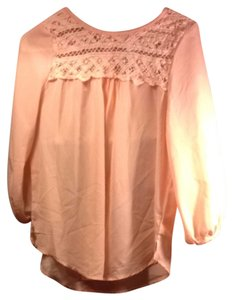 Xhilaration Top peach