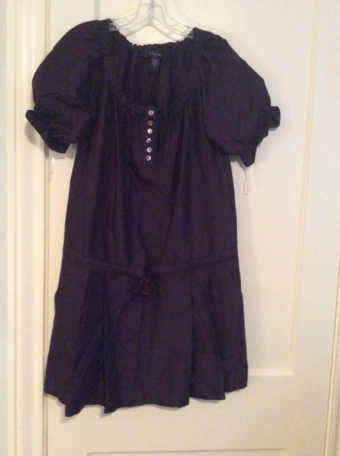 Laundry by Shelli Segal short dress Purple on Tradesy
