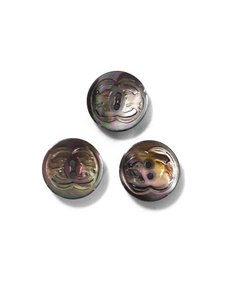 Chanel Chanel Iridescent CC Glass Buttons