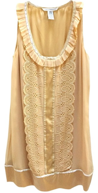Preload https://img-static.tradesy.com/item/2295896/diane-von-furstenberg-cream-and-gold-silk-short-cocktail-dress-size-8-m-0-0-650-650.jpg