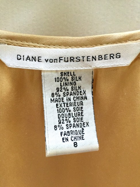 Diane von Furstenberg Silk Dress Image 5