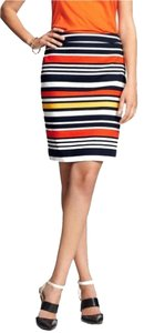 Banana Republic Skirt Multi color
