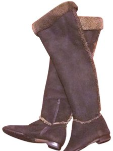Andrea Pfister Couture Brown Boots