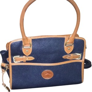 Dooney & Bourke Satchel in Black, Brown
