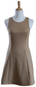 Cecico short dress Tan on Tradesy