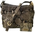 Michael Kors Snakeskin Cross Body Bag