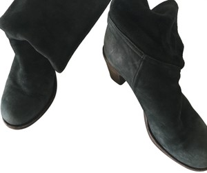 Fiorentini + Baker Charcoal Boots