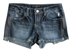 Earl Jean Mini/Short Shorts Blue