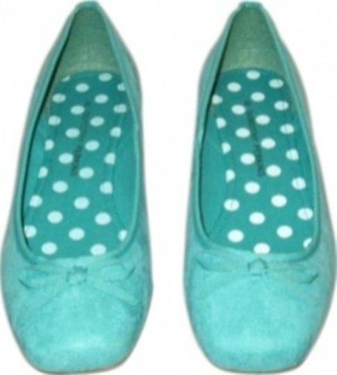 Preload https://item2.tradesy.com/images/dorothy-perkins-teal-square-flats-size-us-8-regular-m-b-22961-0-0.jpg?width=440&height=440