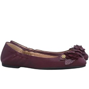 Tory Burch port Flats