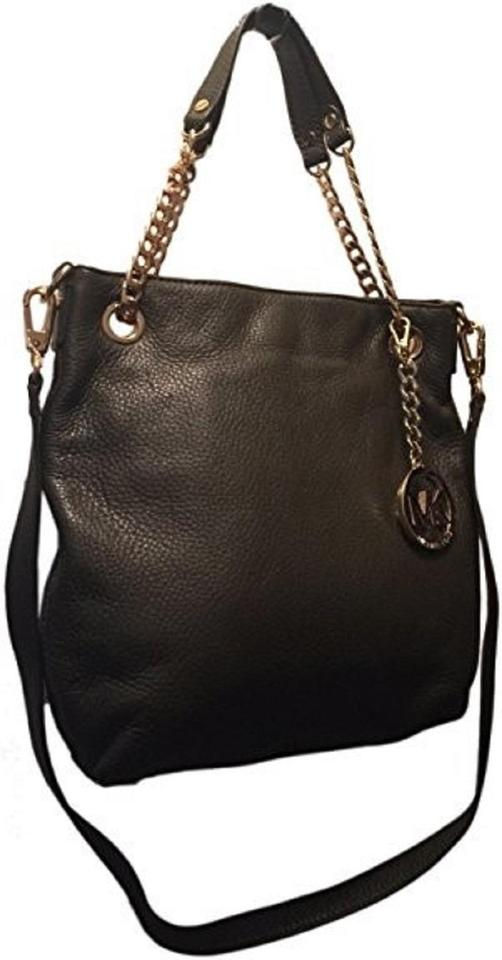 michael kors jet set chain medium small cross body tote loden hunter rh tradesy com