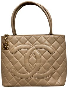Chanel Satchel in Cream