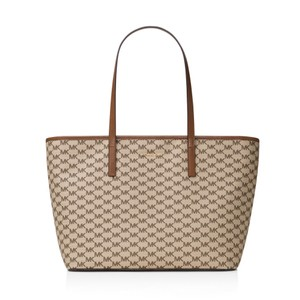 MICHAEL Michael Kors Tote in Natural/Luggage