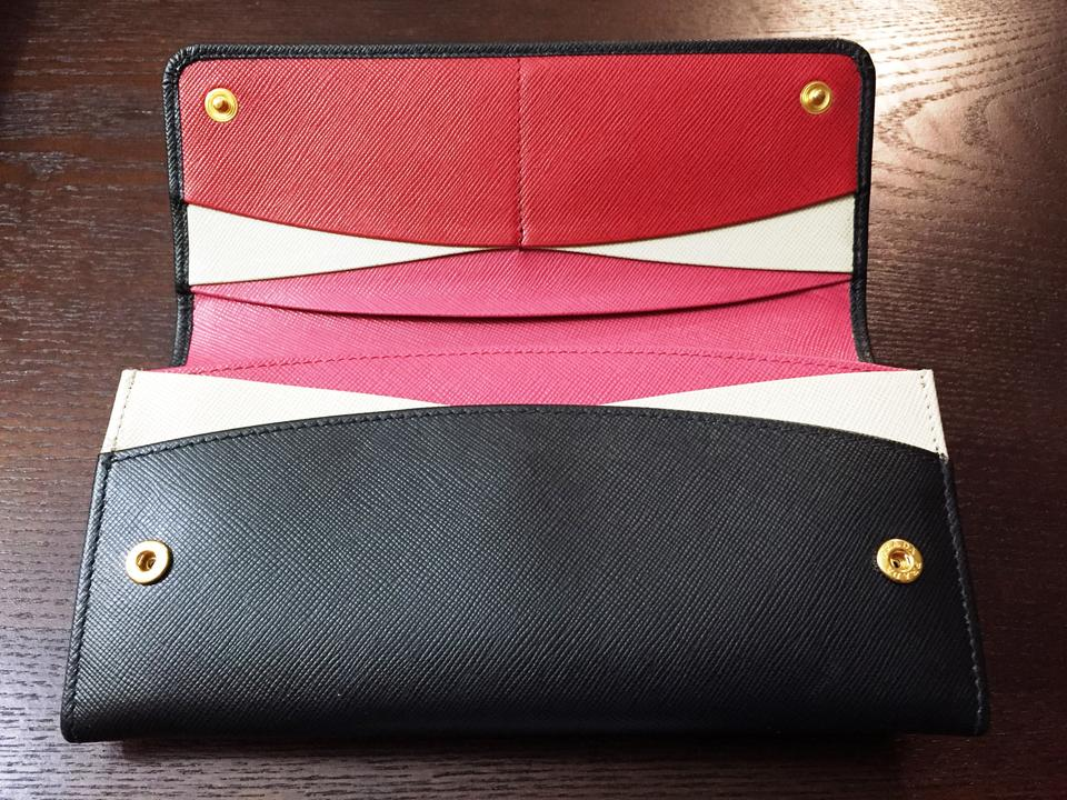 3bed0dd9b1c5 where to buy prada saffiano multicolor leather flap wallet 66672 e8f5f