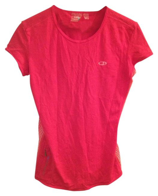 Item - Red Merino Wool Superfine Gt 190 Activewear Top Size 8 (M, 29, 30)