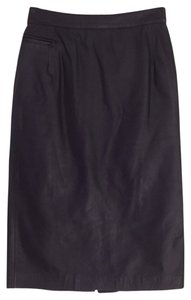 Roberta Freymann Skirt purple navy
