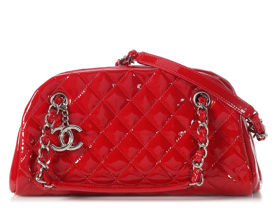 f525420bd6160e Chanel Cc Charm Ch.p0116.04 Quilted Silver Hardware Shoulder Bag Image 0 ...