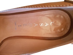 Casadei tan Wedges
