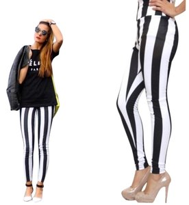 Boutique B&W Leggings