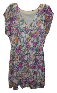 Lush short dress Multi on Tradesy