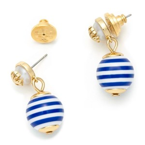 Tory Burch New! Tory Burch Logo drop earring.