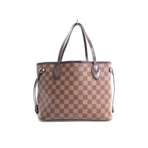 Louis Vuitton Neverfull Azur Speedy Tote in Damier Ebene