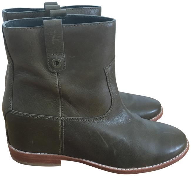 Item - Olive Green D41811 Boots/Booties Size US 9 Regular (M, B)