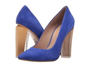 Tory Burch blue Pumps