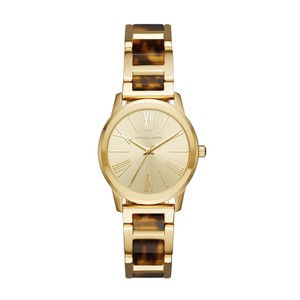 Michael Kors Michael Kors Women's Hartman Two-Tone Watch MK3711