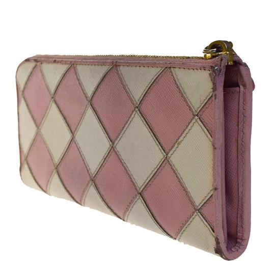 1e43c20d69f1 Prada Milano Wallet Pink | Stanford Center for Opportunity Policy in ...