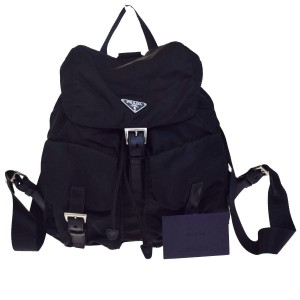 Prada Made In Italy Backpack