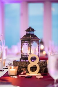 Gold Table Numbers 1-16 Other