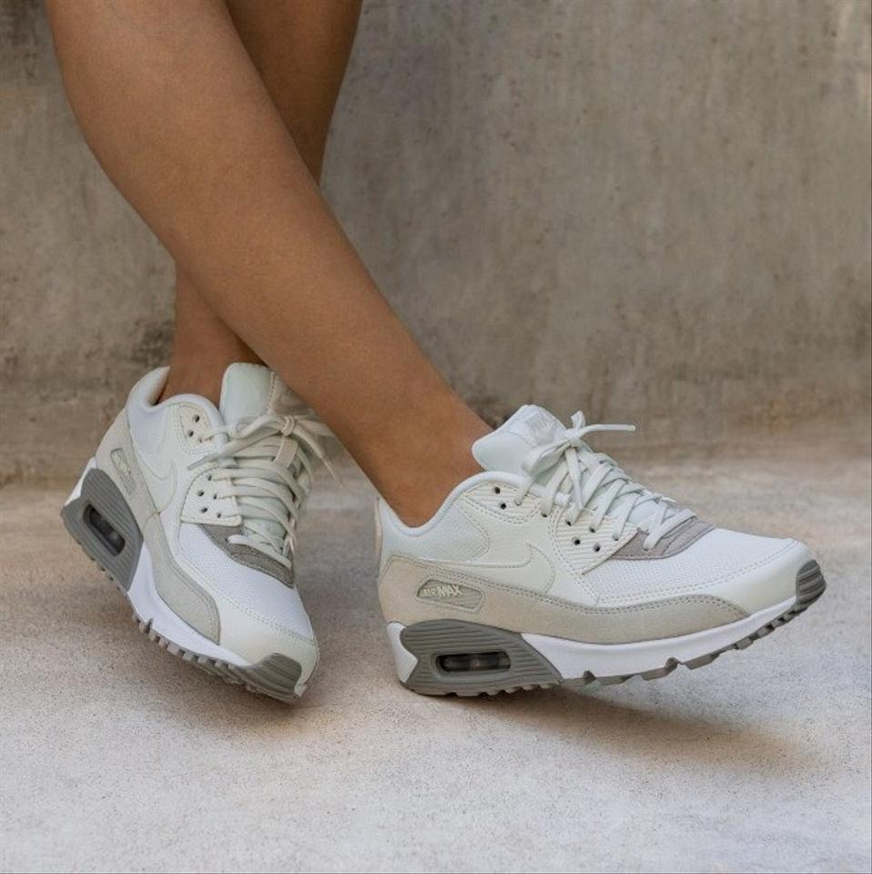 new styles 08191 072a8 ... great site for all shoes half off Nike Womens Air Max 90 Orewood  Sneakers.