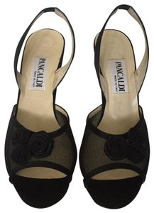 Pancaldi black Pumps