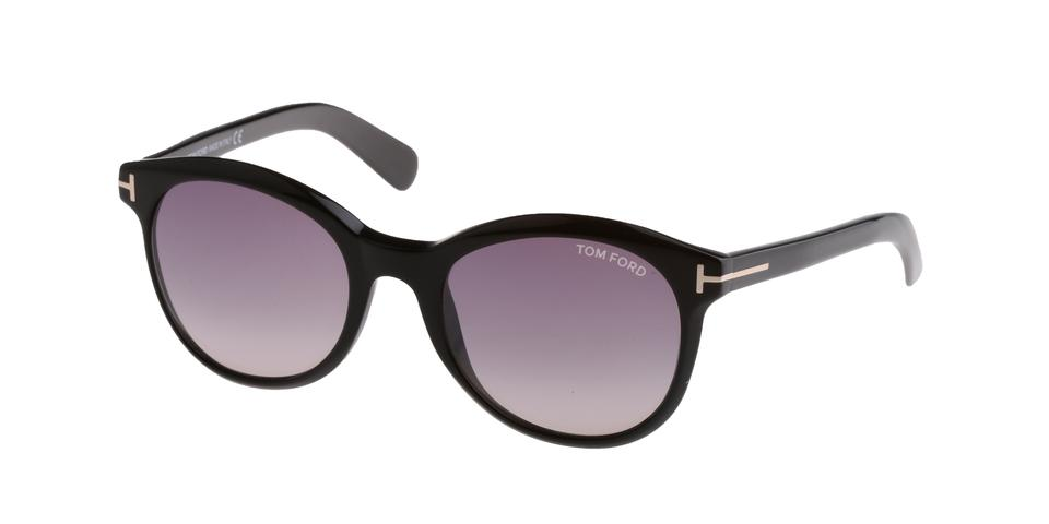 eb376446ce648 Tom Ford Black New Riley Tf 298 01b Sunglasses - Tradesy