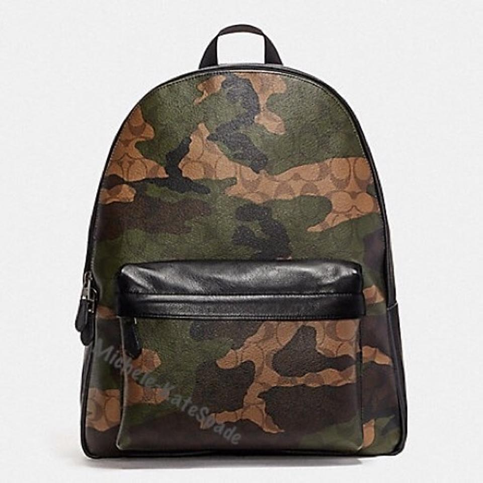 90a3369b533a Camo-print backpack Mango OnSales Discount Prices.