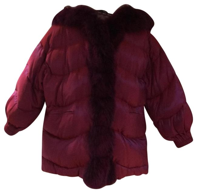 Item - Magenta Christian Coat Size OS (one size)