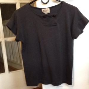 Anne Klein T Shirt Black
