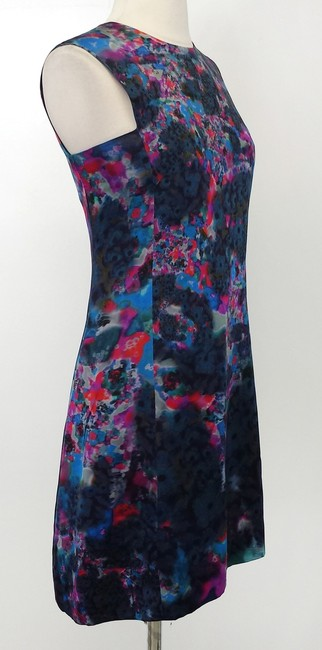 Erdem Watercolor Silk Sleeveless Dress short dress on Tradesy