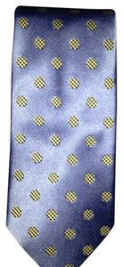 Bloomingdales mens silk tie Men's silk tie light blue