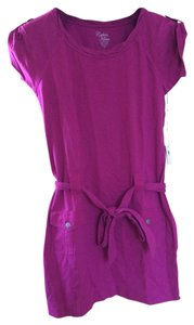Calvin Klein short dress Light Eggplant Purple on Tradesy