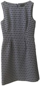 Tahari Fitted Business Casual Lined Dress