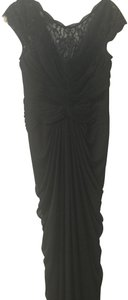 Adrianna Papell Lace Evening Evening Gown Dress