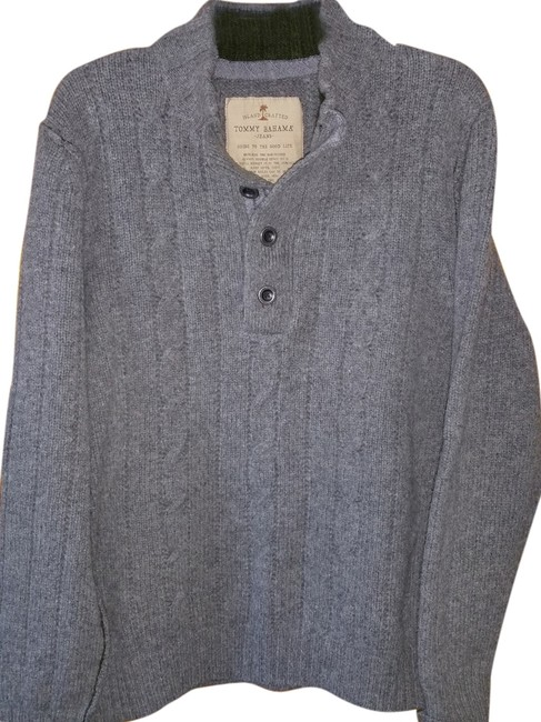 Preload https://item3.tradesy.com/images/tommy-bahama-gray-men-s-x-large-sweaterpullover-size-18-xl-plus-0x-2297157-0-0.jpg?width=400&height=650