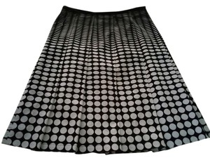 Calvin Klein Skirt Black and white