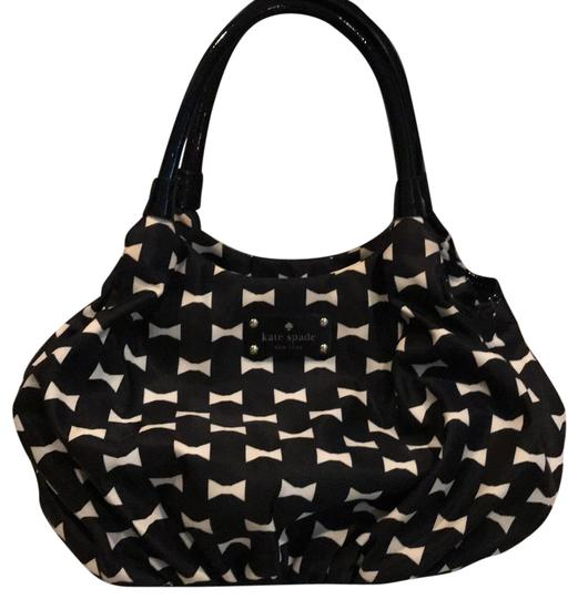 33d4d28d1553 Kate Spade Bow Bag Black And White | Stanford Center for Opportunity ...