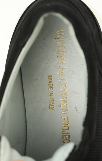 Common Projects Black Athletic Image 9