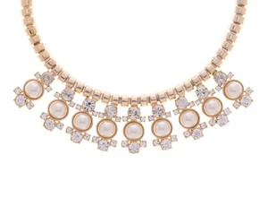 Ted Baker New Orah Pearl Droplet Crystal