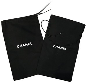 Chanel shoe dustbag